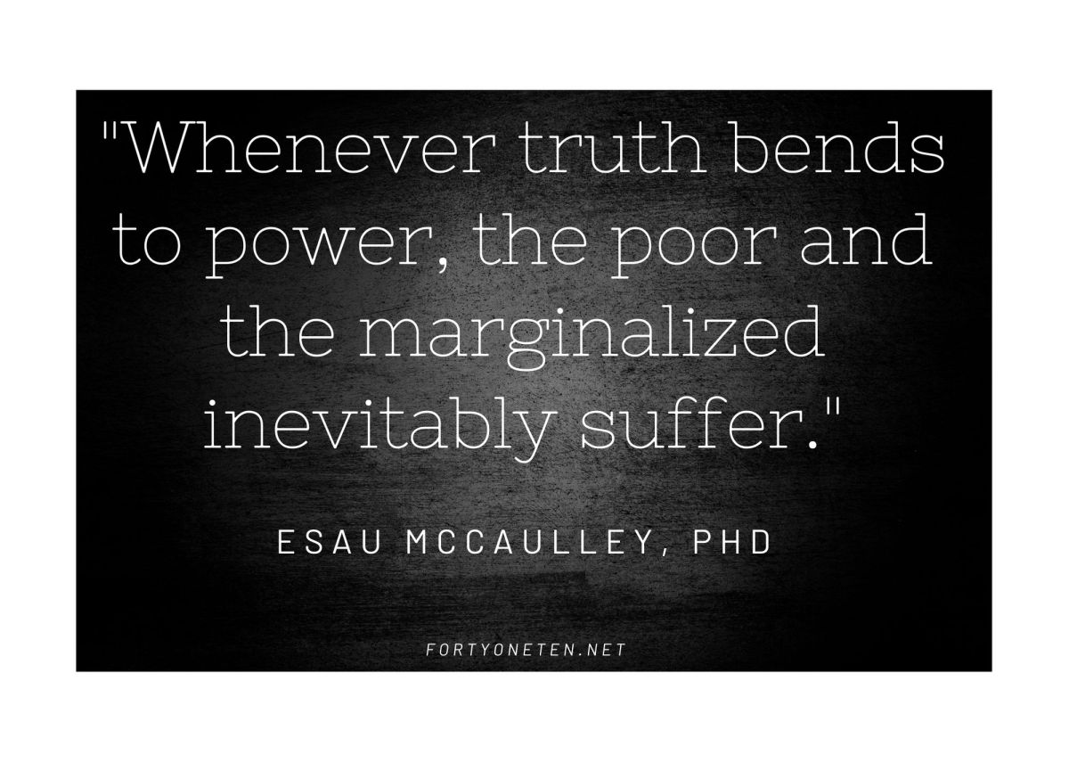 Truth Over Power and the Attack on the U.S.Capitol